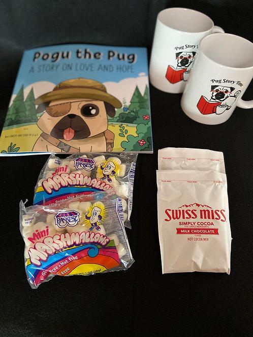 Storytime Fun with Pogu the Pug