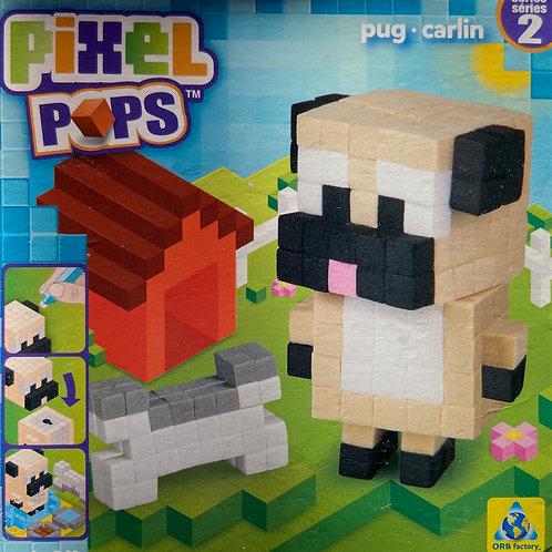Pixel Pops, Pug Cabin