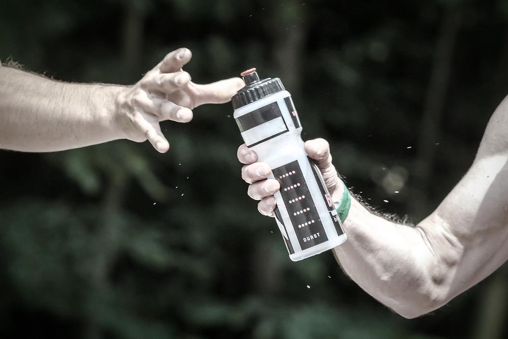 Hydratation, sport et ostéopathie