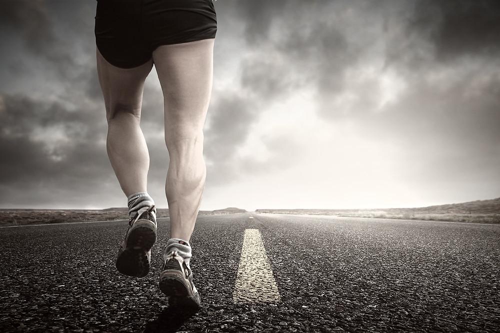 Course à pied et ostéopathie à lyon