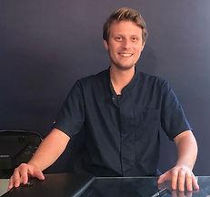 Paul-Adrien Griveaud Ostéopathe à Lyon 4