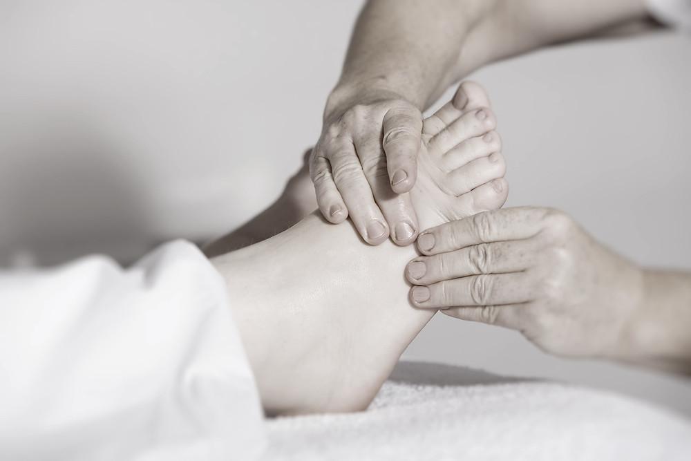 prise en charge des douleurs de pied ostéopathe lyon croix-rousse