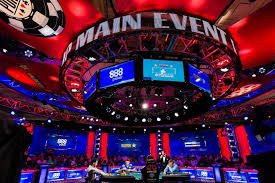 WSOP Main Event Package
