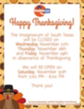 Closed Thanksgiving Flyer 2019.jpg