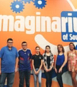 Volunteers Imaginarium of South Texas