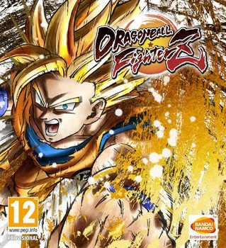 DRAGON BALL FIGHTERZ DROPS TODAY