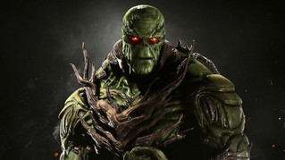 Swamp Thing Confirmed for Injustice2
