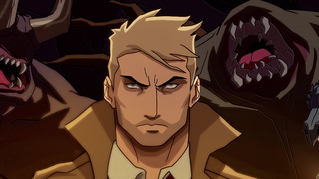 Double Double Toil & Trouble |Constantine: City of Demons Review|