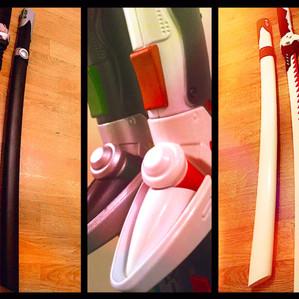 Epic Real Life Genji Sword from Kolour Co!