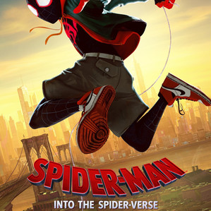 A WILD RIDE WITH OUR FRIENDLY NEIGHBOR |SPIDER-MAN: INTO THE SPIDER VERSE REVIEW|