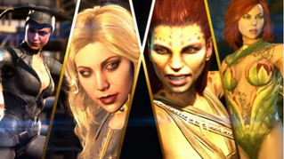 Catwoman, Poison Ivy, & Cheetah Join the Injustice 2 Roster