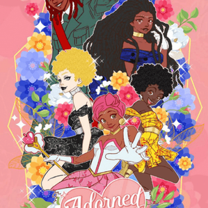 THE BLACK SAILOR MOON WE NEVER HAD: ADORNED BY CHI VOL #1 |REVIEW|