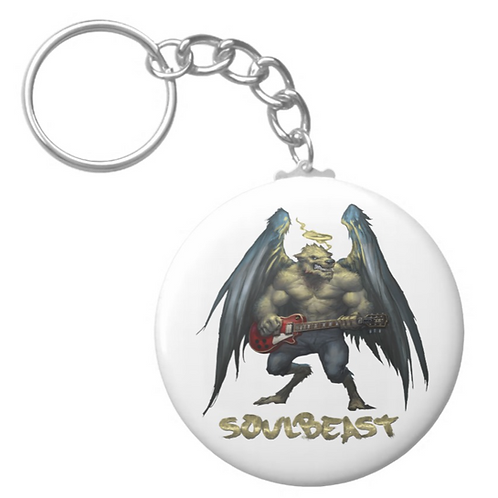SoulBeast Keychain