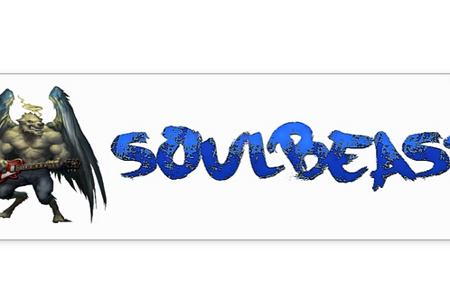 SoulBeast Bumper Sticker