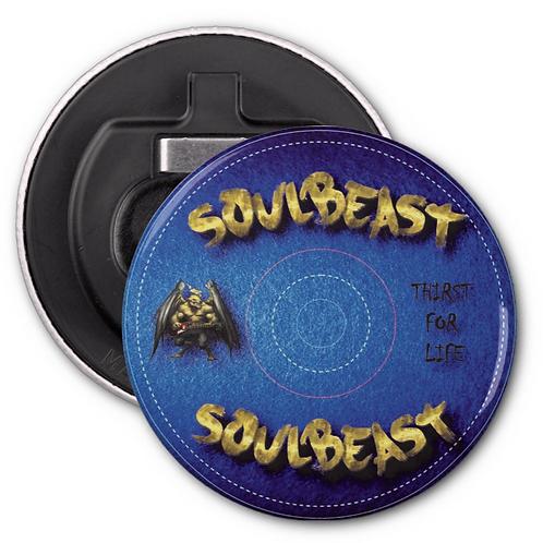 SoulBeast CD Bottle Opener