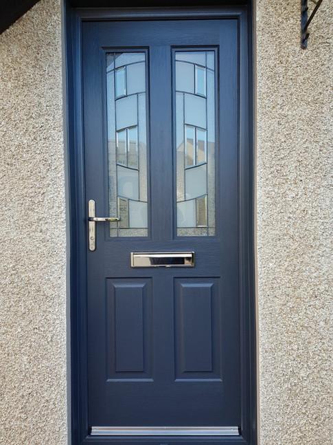 Composite Door Installations