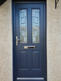 door installation edinburgh