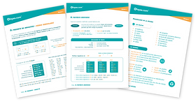 Downloadable Spanish Grammar Sheets