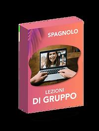 Lezioni di Spagnolo Online - Gruppo