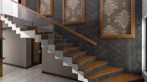 TNR inşaat merdiven