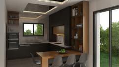 TNR inşaat mutfak