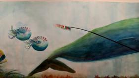 Theme 4 イルカと水の生き物展2