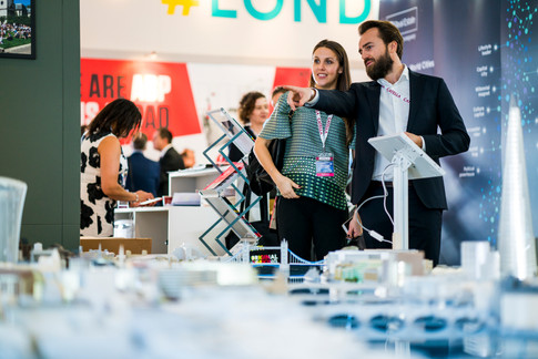 MIPIM 2018 - The London Stand
