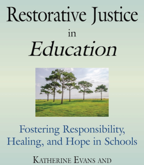 Restorative Justice in Picture Books: Exploring Concepts