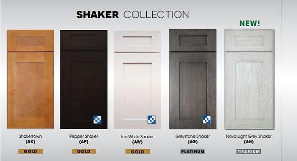 Shaker Collection.JPG
