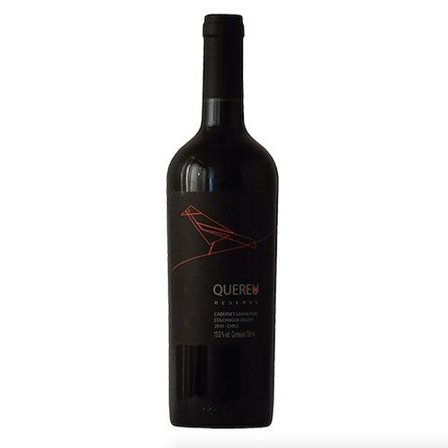 Vinho Tinto Quereu reserve - Cabernet Sauvignon - 750ml