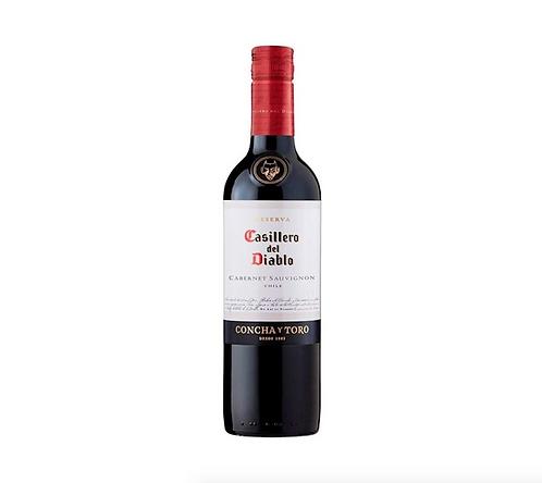 Vinho Casillero Del Diablo Cabernet Sauvignon - 375ml