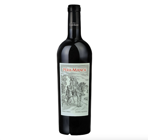 Vinho Pêra-Manca Tinto Safra 2014 - 750ml