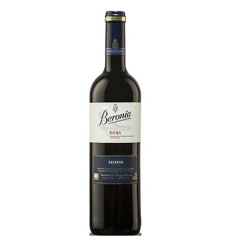 Vinho Tinto Beronia Reserva Rioja -750ml