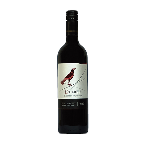 Vinho Tinto Quereu Cabernet Sauvignon - 375ml