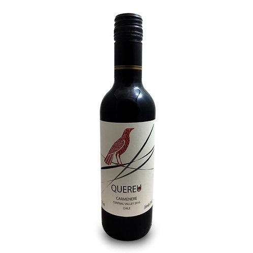 Vinho Tinto Quereu Carménère - 375ml