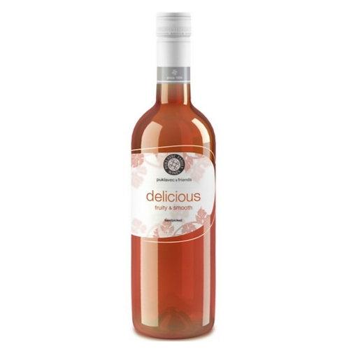 Vinho Rosé Puklavec Delicious - 750ml