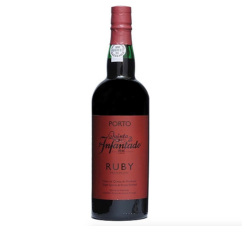 Quinta do Infantado Ruby - Vinho do Porto - 750ml