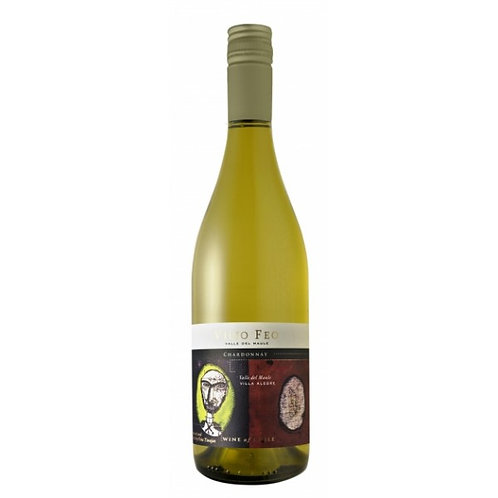 Vinho Viejo Feo Reserva Chardonnay -  Branco - 750ml