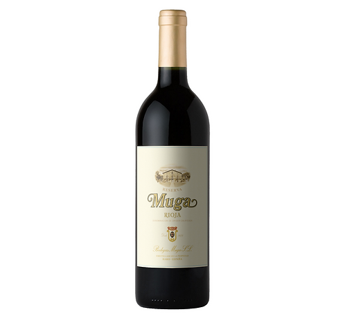 Vinho Tinto Muga Reserva 2014 - 750ML