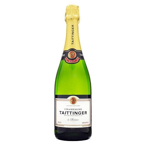 Champagne Taittinger Brut Réserve - 750ml