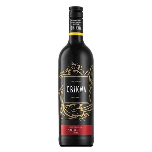 Vinho Sul Africano Obikwa Pinotage - 750ml