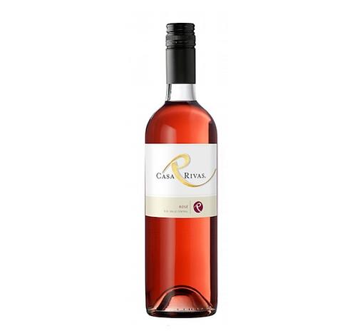 Vinho Casa Rivas Rosé Cabernet Sauvignon - 750ml