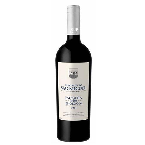 Vinho Herdade são Miguel, Escolha dos Enólogos - Tinto - 750