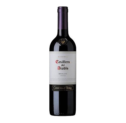 Vinho Casillero Del Diablo Merlot - 750ml