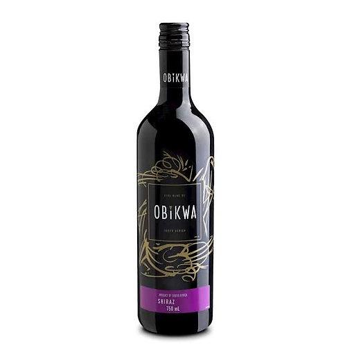 Vinho Obikwa Shiraz - 750ml