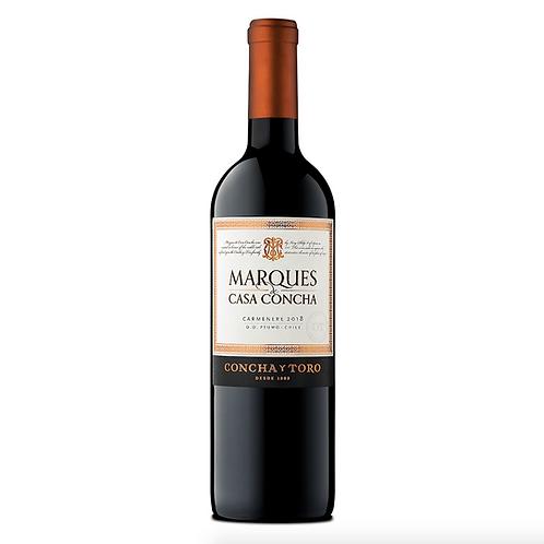 Vinho Tinto Marques Casa Concha Carmenere - 750ml R