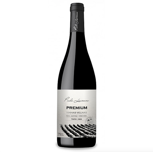Vinho Vinhas Velhas Premium Paulo Laureano Tinto - 750ml