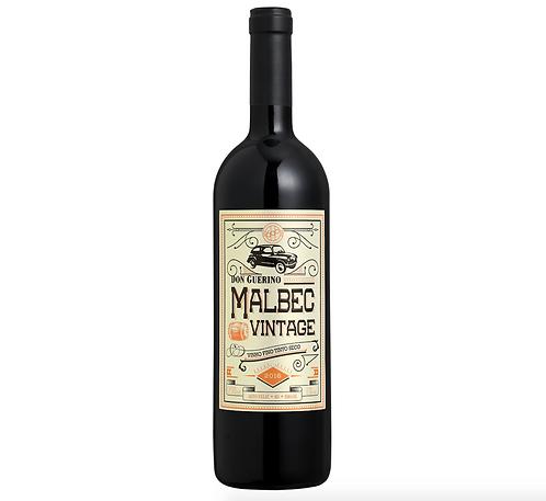 Vinho Don Guerino Malbec Vintage - 750ml