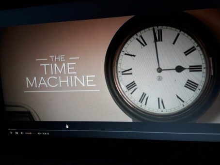 """What If Time Machine Existed?"" my new song"