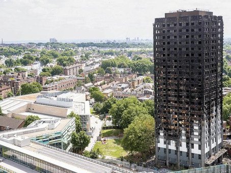 Six months after Grenfell Tower tragedy